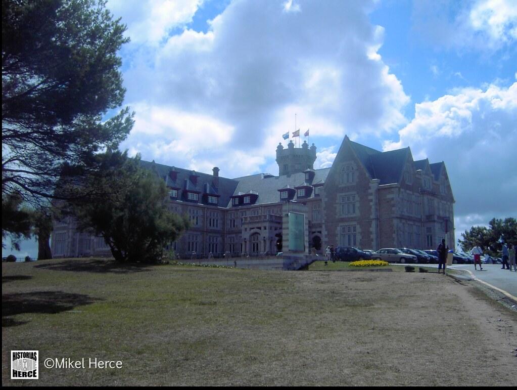 87. Palacio de la Magdalena 1