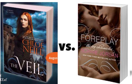 veil vs foreplay