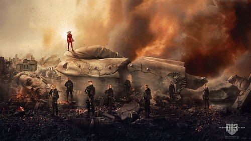 The Hunger Games - Mockingjay - Part II - Poster 19