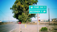 Point Sal ? Betteravia