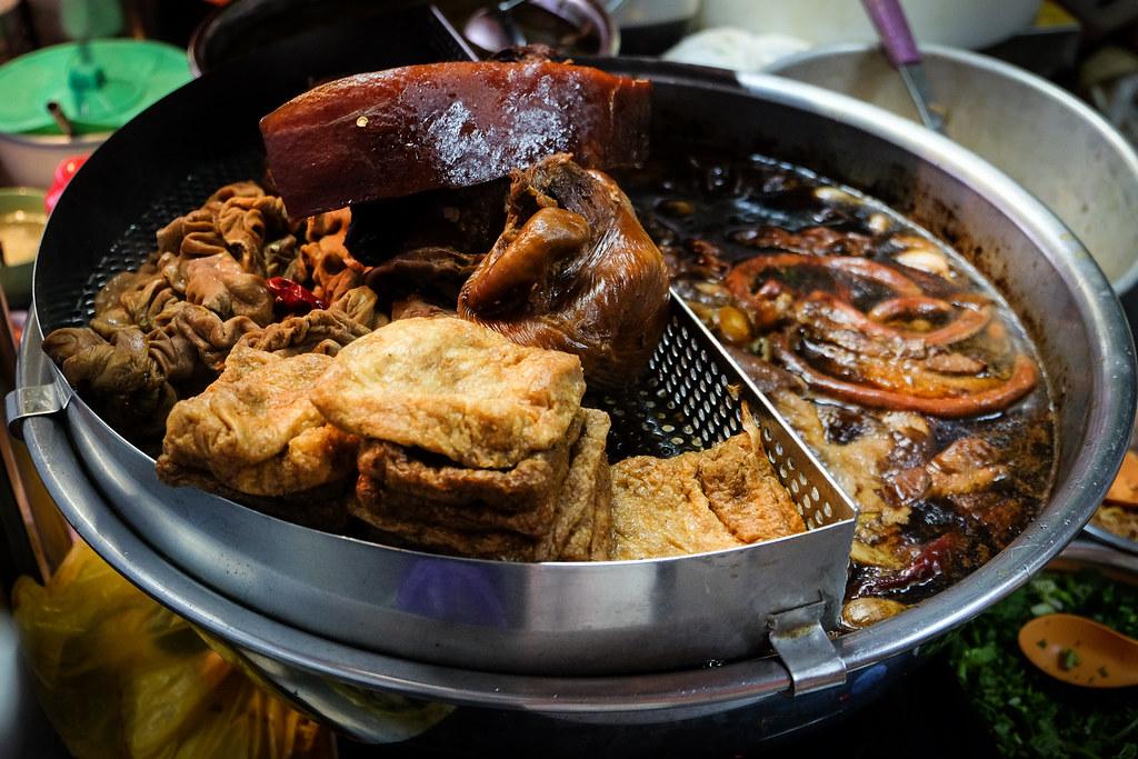 Jin Ji Teochew Braised Duck Tofu
