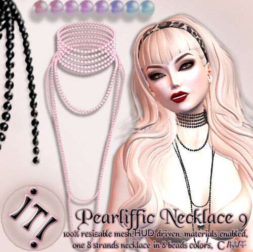 !IT! - Pearliffic Necklace 9 Image