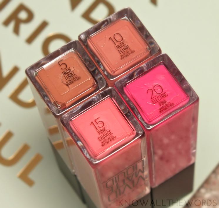 maybelline vivid matte liquid lipsticks (5)