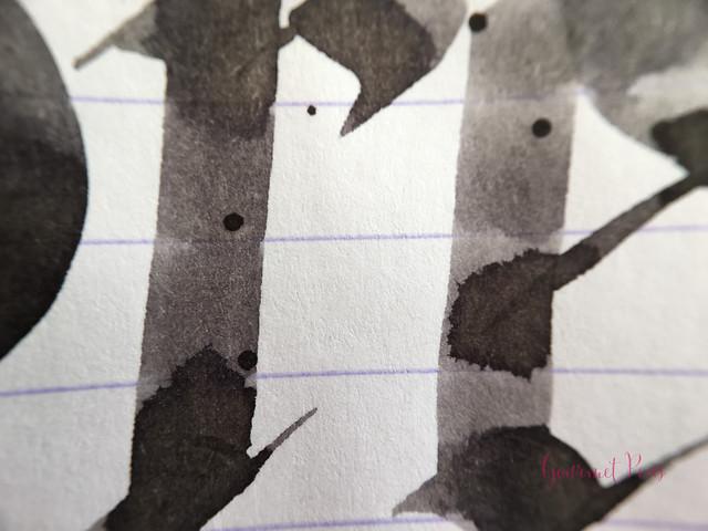 Ink Shot Review Graf Von Faber-Castell Stone Grey @GouletPens @FaberCastell (7)