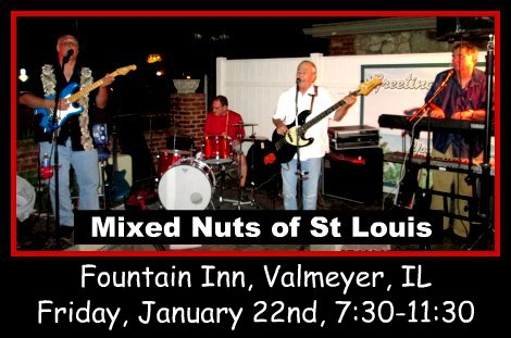 Mixed Nuts of St. Louis 1-22-16
