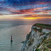 Last Light - Beachy Head by Phil-Clements