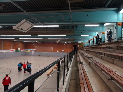 Hallenfußball Stadtmeisterschaft Dortmund, Halle Nord