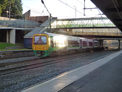 Longbridge Station - London Midland 323216