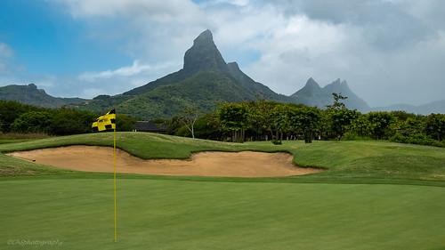 Mauritius - Tamarina golf
