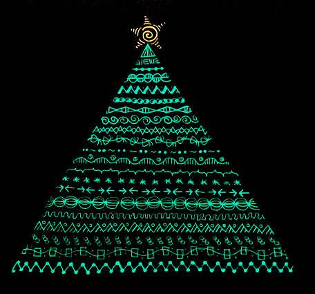 Christmas Tree - Colette Horsburgh