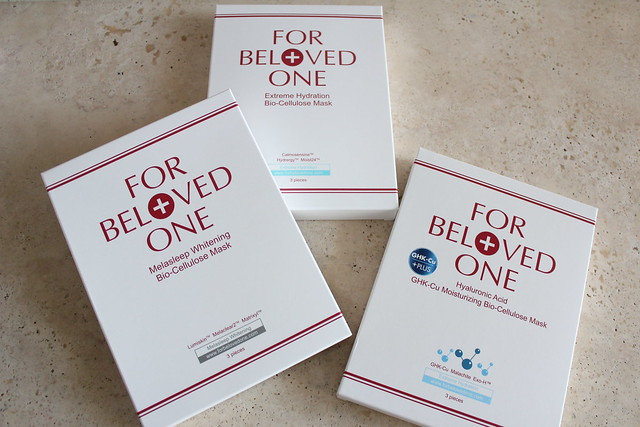 for beloved one Bio-Cellulose Mask review