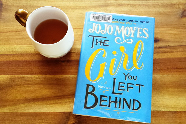 book report :: the girl you left behind by jojo moyes