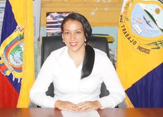 SRTA. GLORIA JANETH DUEÑAS H. VICE-PRESIDENTA