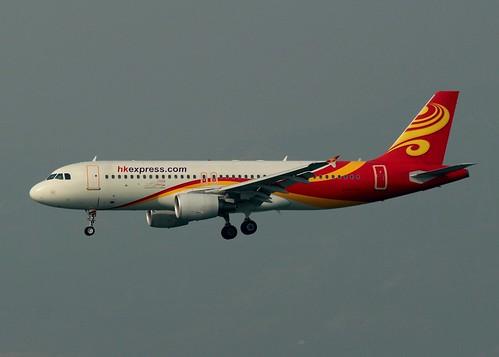 HK Express  A320  B-LPF