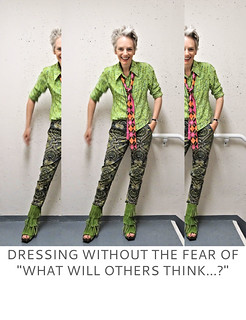 "Not Dressed As Lamb | Dressing Without the Fear of ""What Will Others Think...?"""