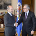 Secretary General Meets with President of the Inter-American Court of Human Rights