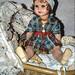 Bambola,  mostra dell'antiquariato, Lucca by jacqueline.poggi
