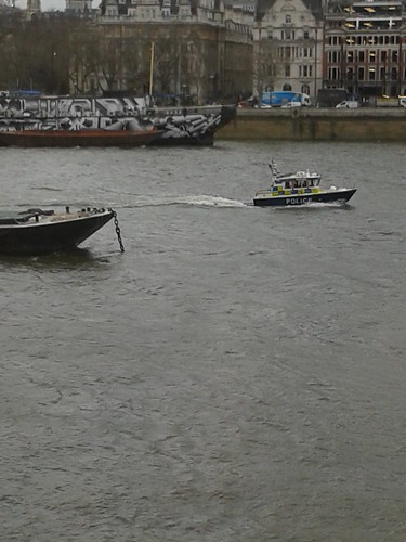Thames River Activity