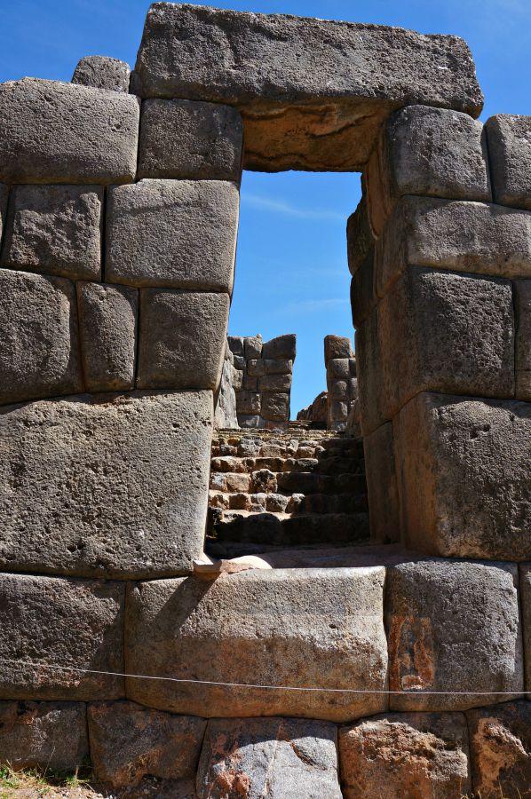cusco ruins sacsayhuaman
