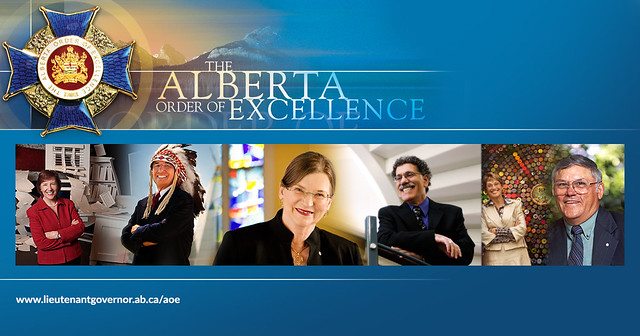 Nominate an outstanding Albertan for the Alberta Order of Excellence