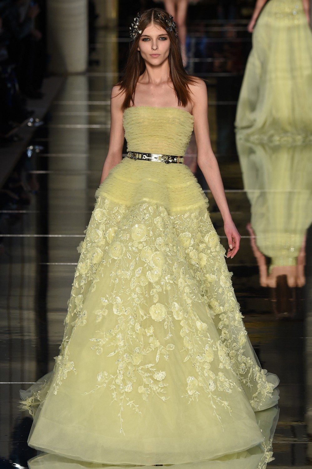 Zuhair Murad Spring 2016 Couture Collection