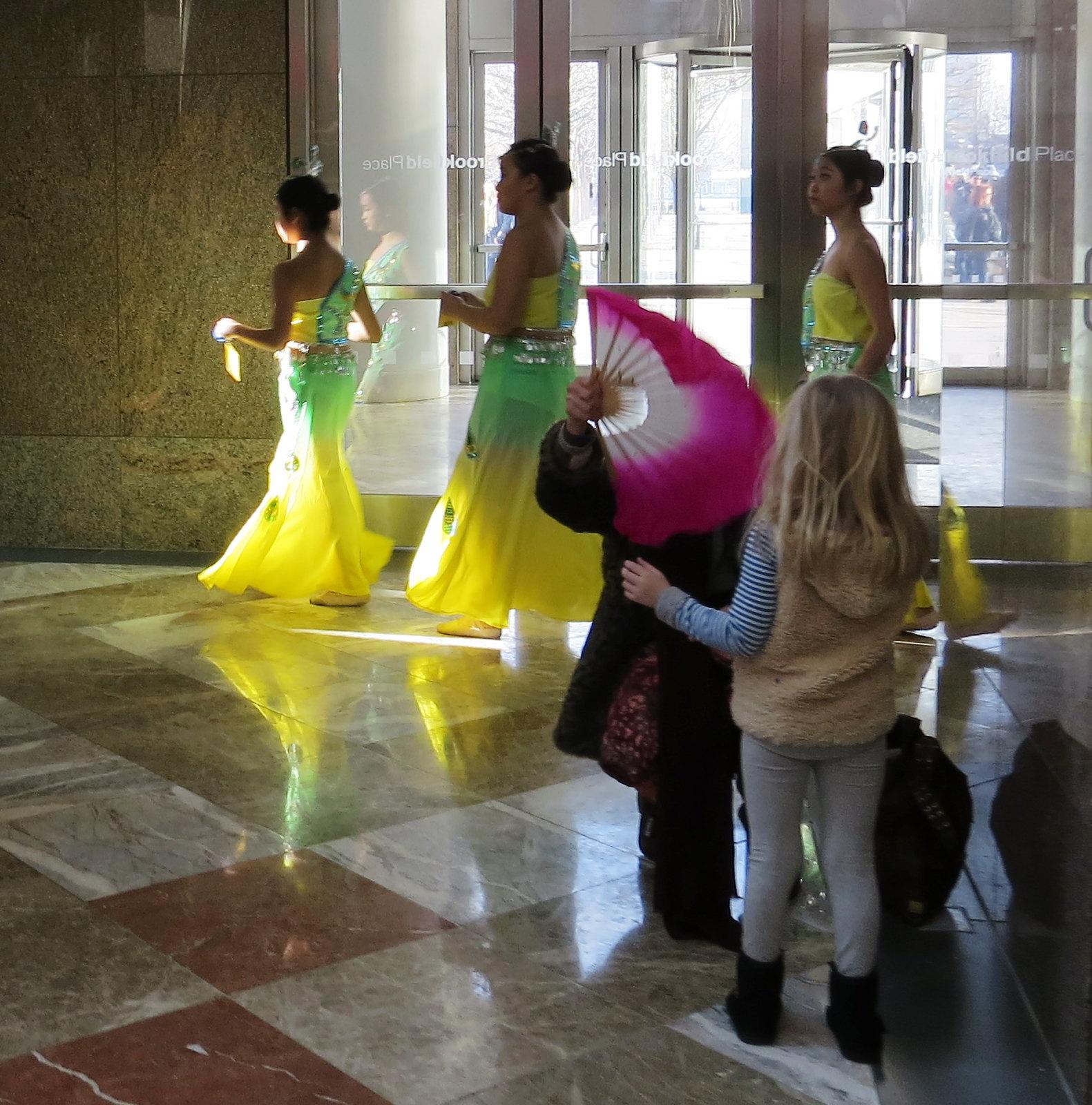 Dance China, NY