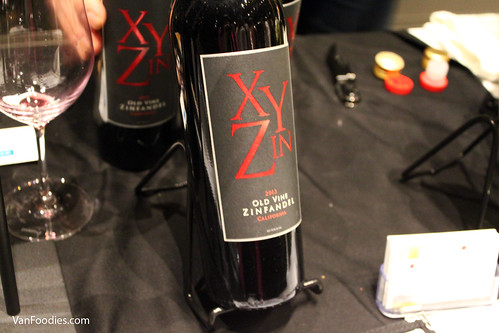 Geyser Peak Winery XYZin Old Vine Zinfandel