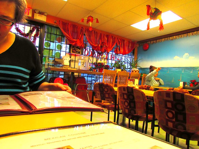 Restaurant Review: El Caracol Cafe on Victoria Drive, Vancouver