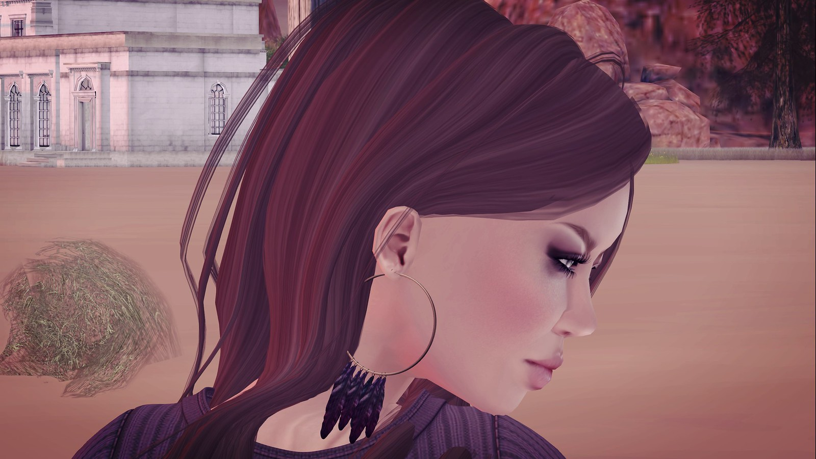 Fashion Therapy LOTD # 174 earrings