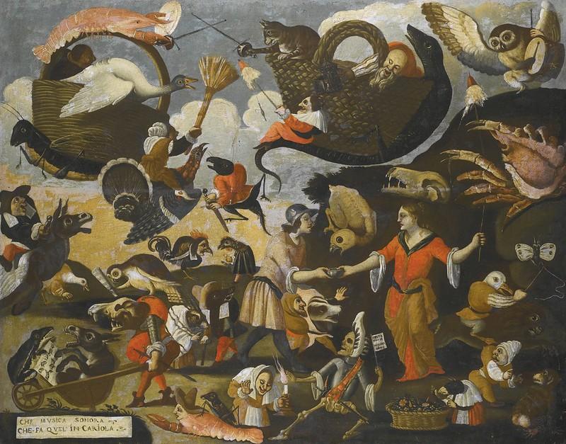 Master of the Fertility of the Egg - Opera Nova Curiosa, 1695