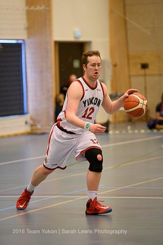 Basketball Mens - AWG 2016