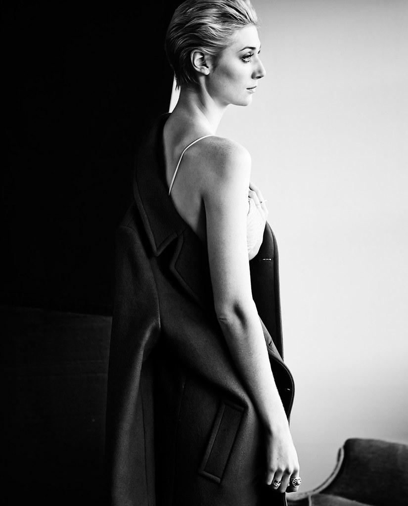 Элизабет Дебики — Фотосессия для «You» 2016 – 3