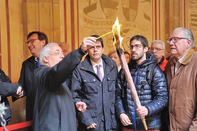 47a Renovació de la Flama de la Llengua