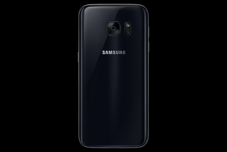 Samsung Galaxy S7 - Black Onyx - Back