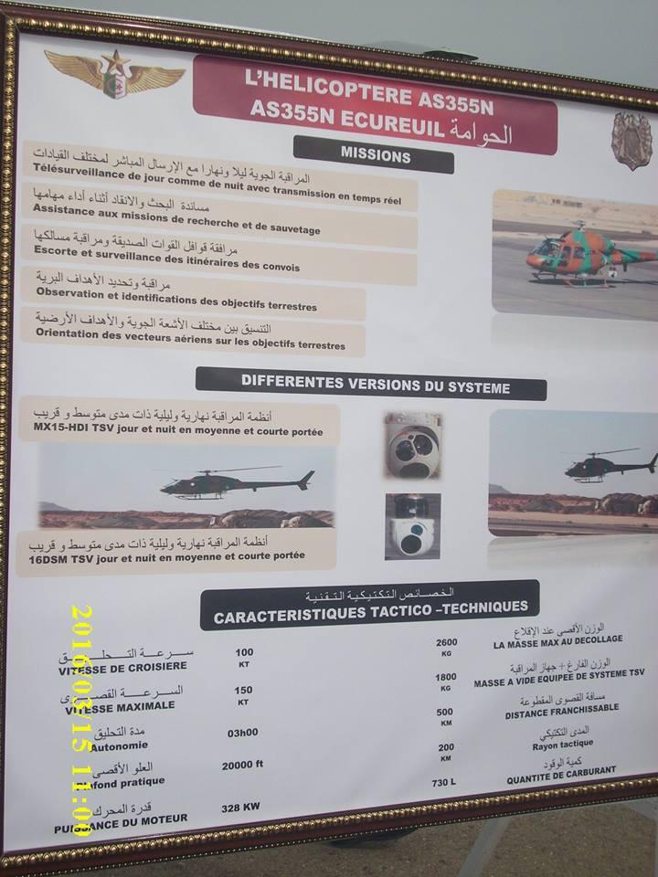 صور مروحيات القوات الجوية الجزائرية Ecureuil/Fennec ] AS-355N2 / AS-555N ] 25272055634_d8dfa8b940_o