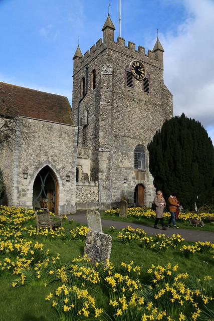 Church in Wye