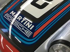 Porsche 964 RS Martini livery