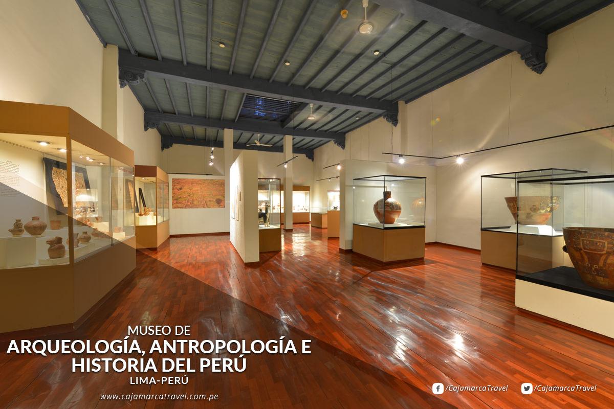 Ubicado en una antigua residencia de Virreyes y Libertadores, es considerado el museo por excelencia del Perú.