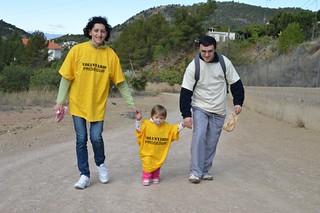 Senderismo Valencia 2014