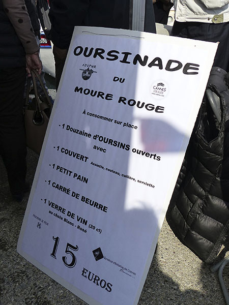 oursinade 8