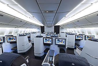 KLM B777-300ER World Business Class (KLM)