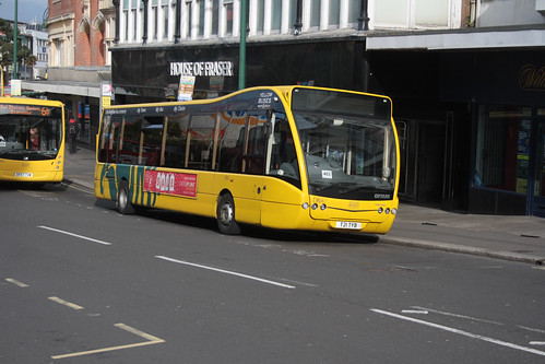 Yellow Buses VC21 T21TYB