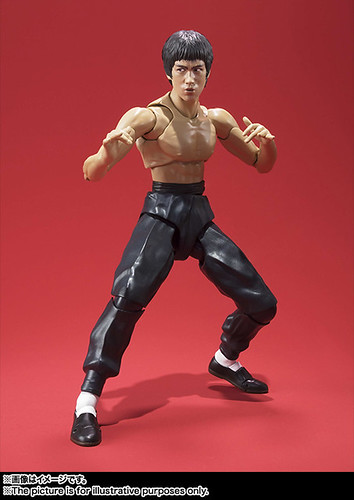 SH Figuarts Bruce Lee official image 00