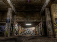 Loading Bay of Decay