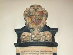three skulls for John Coston
