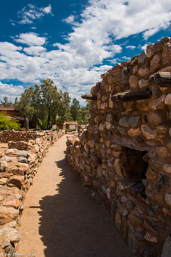 arizona ruins nativeamerican 2015 centralarizona archaelogical beshbagowahgilapueblo