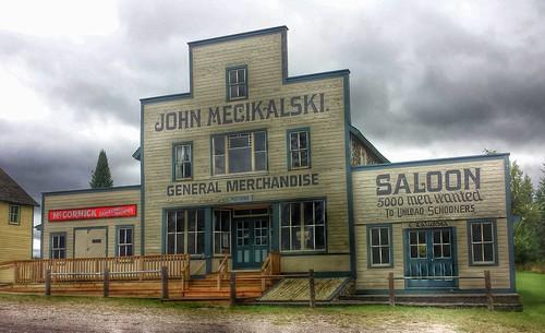 Mecikalski General Store, Saloon, and Boardinghouse- Oneida County WI (1)