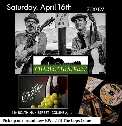 Charlotte Street 4-16-16