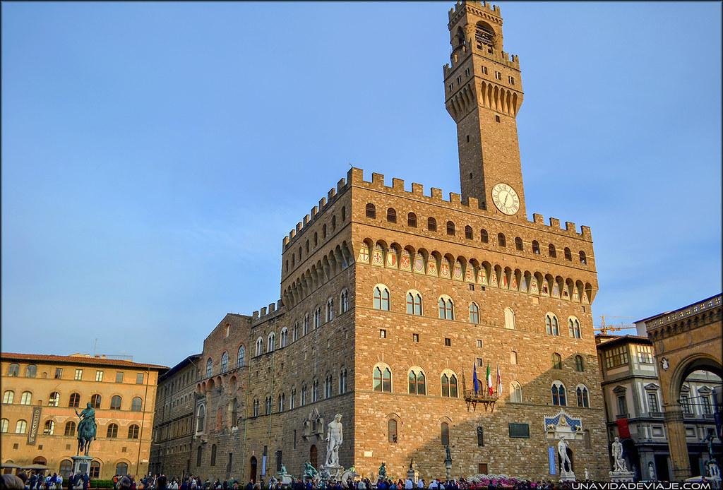Piazza della Signoira Florencia