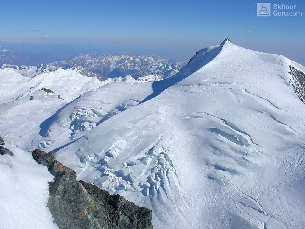 Rimpfischhorn Walliser Alpen / Alpes valaisannes Switzerland photo 06